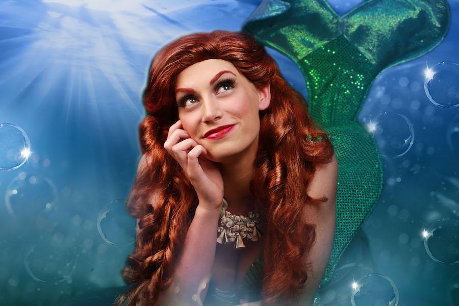 The Little Mermaid, Hale Centre Theatre, Gilbert