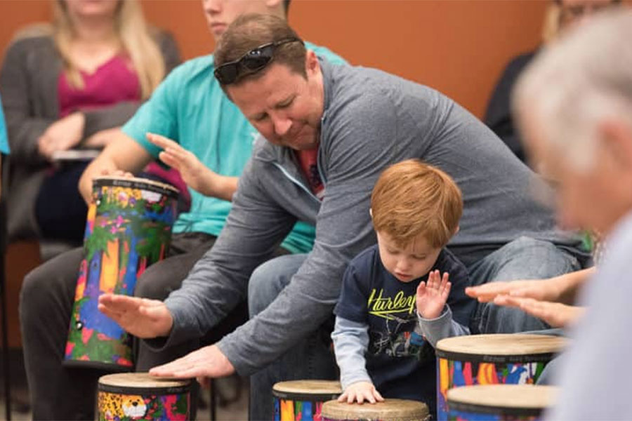 Family Drumming Workshop