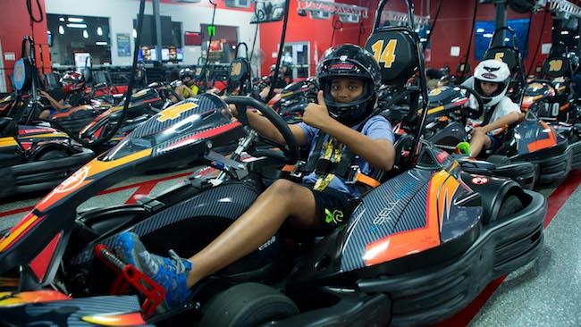 Octane Raceway, summer camp