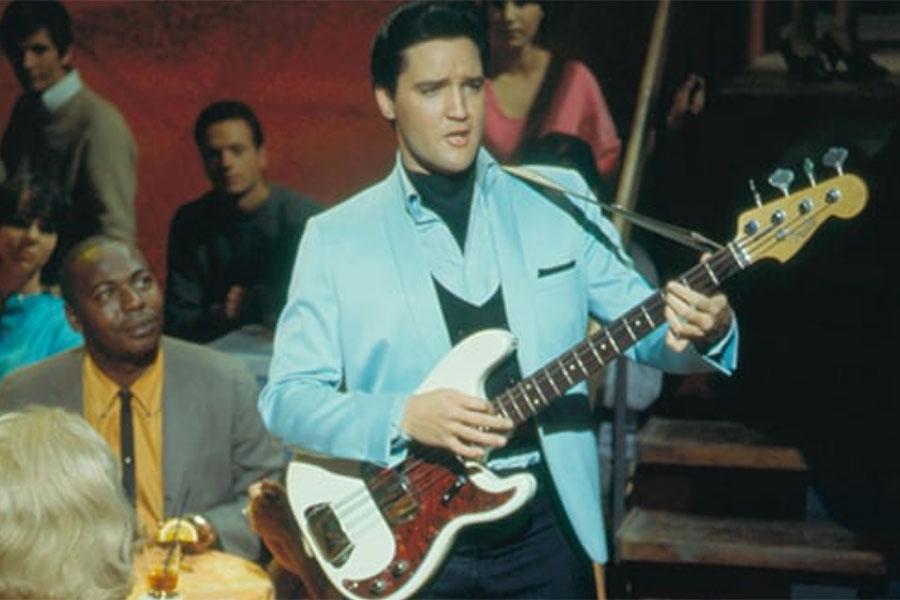 Musical icon: Elvis
