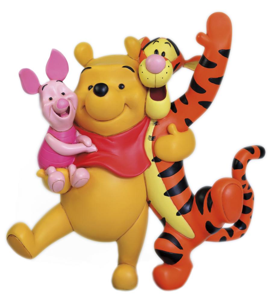 Winnie the Pooh, Hundred Acre Wood, teaching kindness