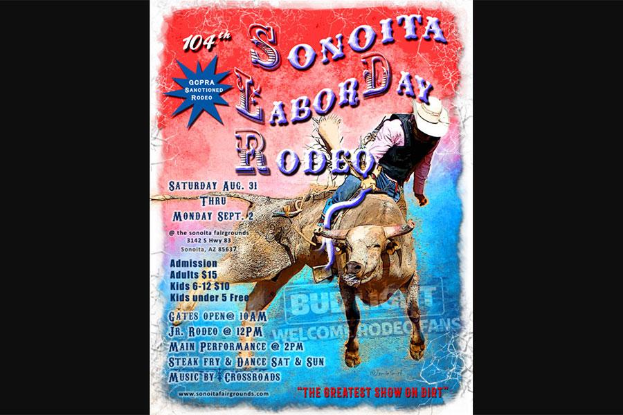 Sonoita Labor Day Rodeo Show