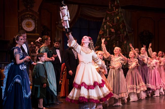Ballet Etudes, The Nutcracker