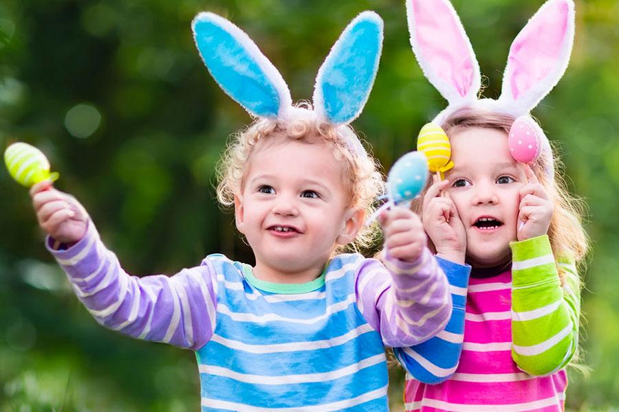 Wigwam Easter