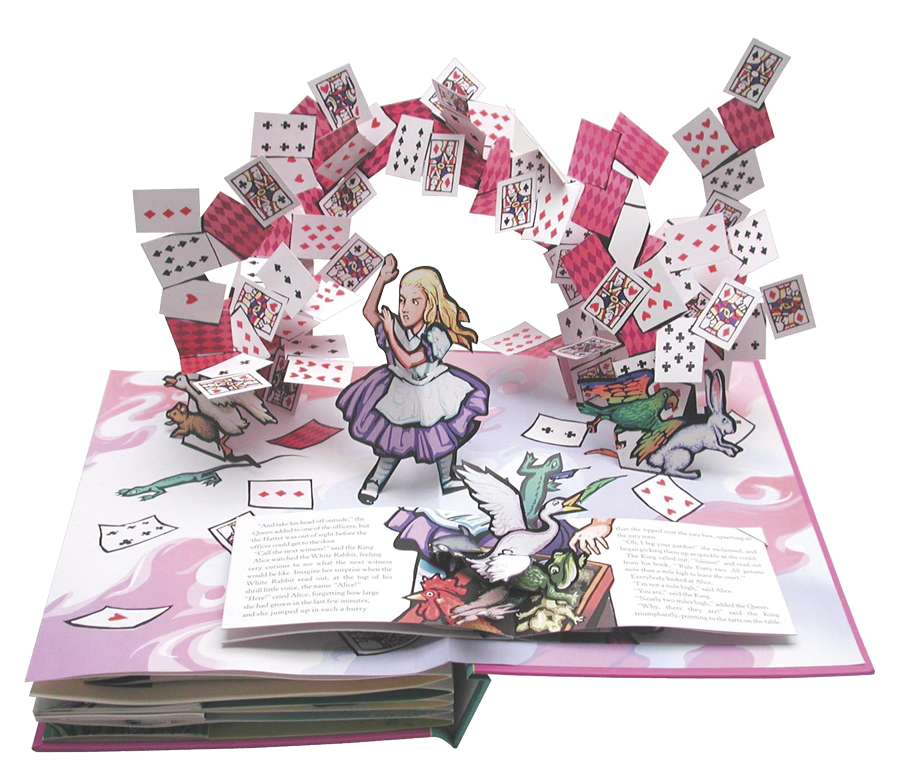 """Pop-ups: A """"movable"""" feast of deliciously dazzling books"""