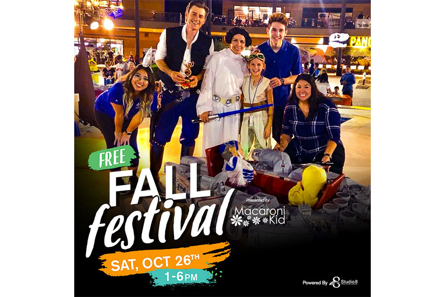 Odysea Fall Festival