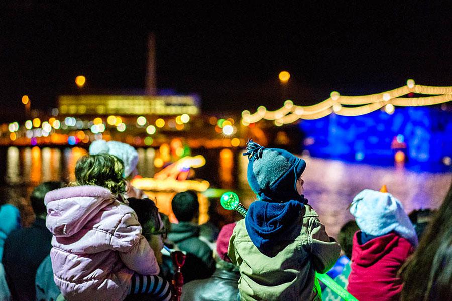 Tempe Fantasy of Lights Boat Parade