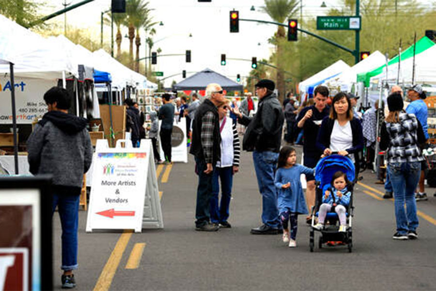 Downtown Mesa Arts Festival
