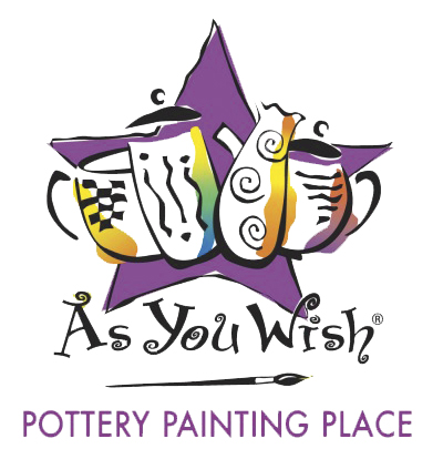 As You Wish Pottery Painting Place, art camp, art for kids, summer activities, summer camp