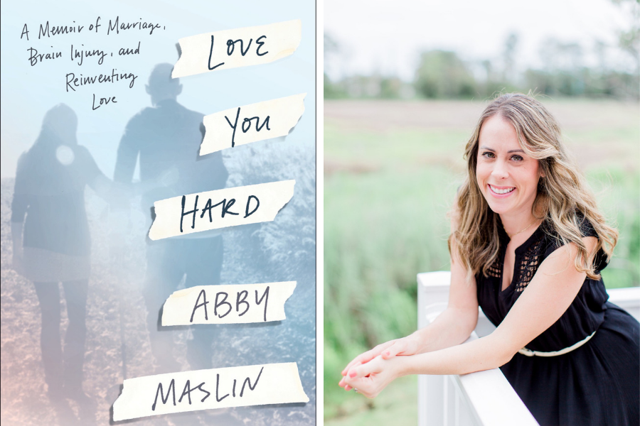 Abby Maslin, Love You Hard, traumatic brain injury, marriage