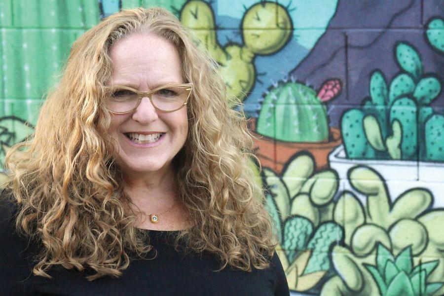 Amy Silverman, author