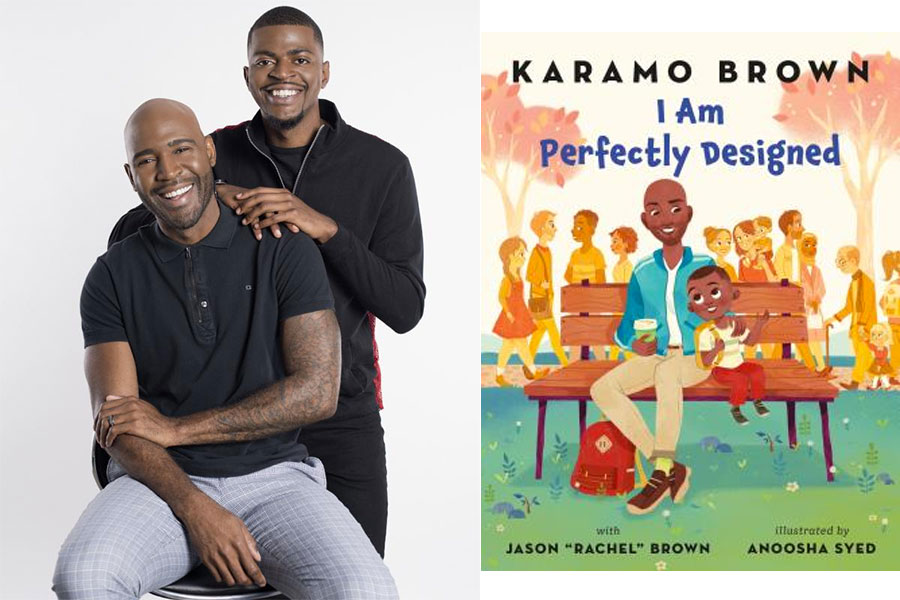 "Karamo Brown and Jason ""Rachel"" Brown Storytime and Meet & Greet"