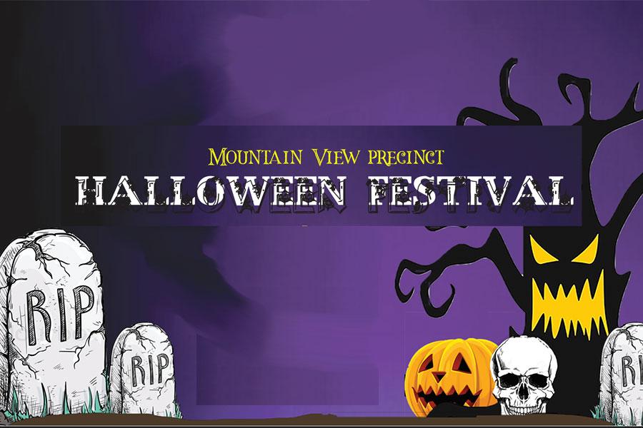Mountain View Precinct Halloween Festival