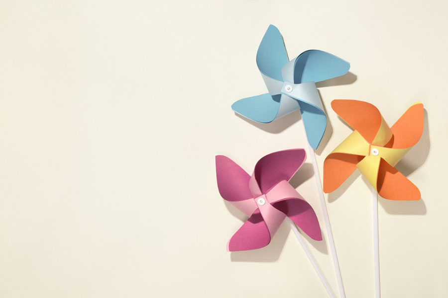 Pinwheels for Hope