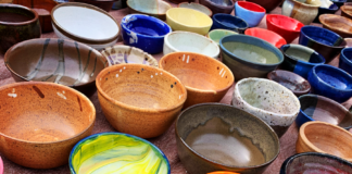 As You Wish Pottery, Empty Bowls project