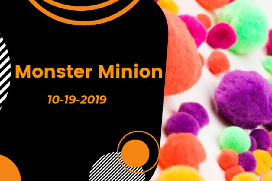 Monster Minion Craft Event