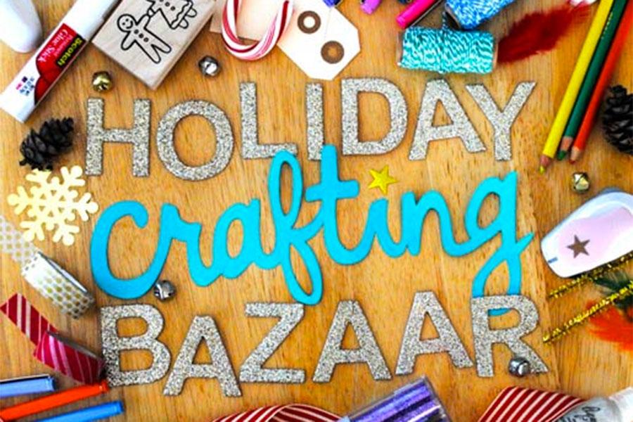 Holiday Crafting Bazaar