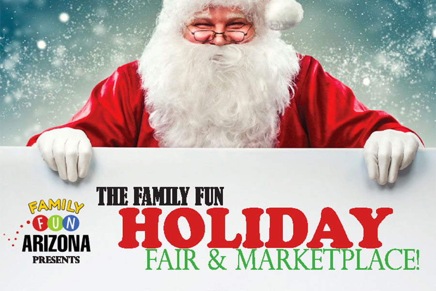Family Fun Holiday Fair and Marketplace