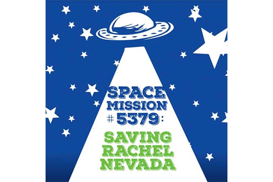 Space Mission #5379: Saving Rachel Nevada