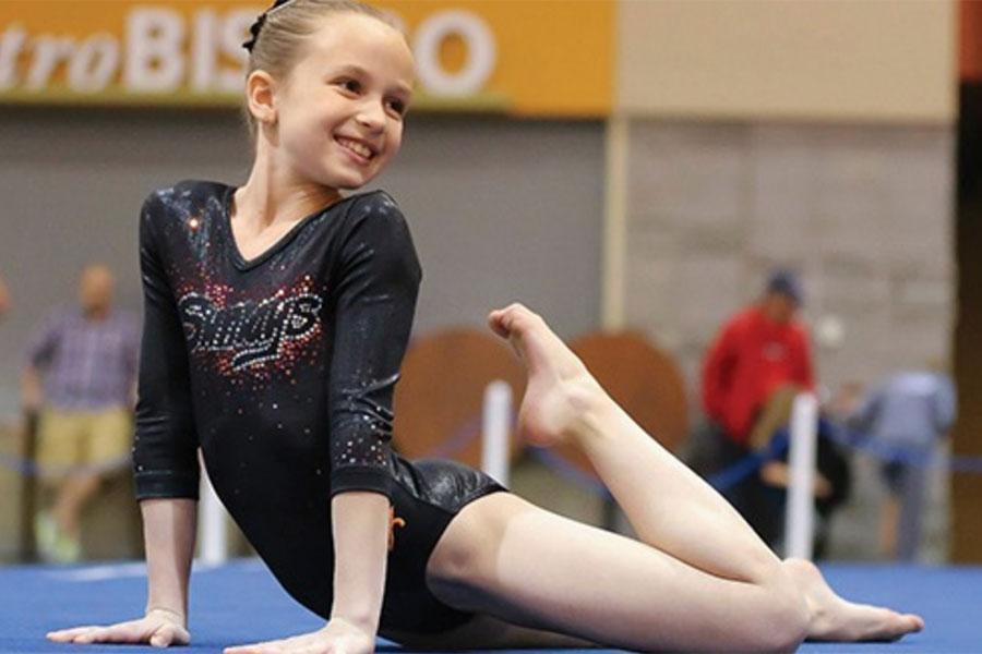 Classic Rock Gymnastics Invitational at Phoenix Convention Center