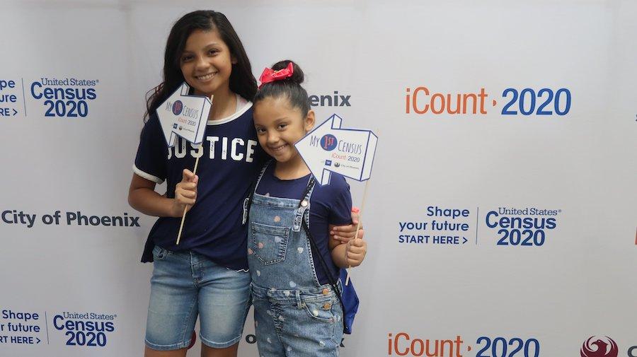 2020 Census, iCount 2020, census, Arizona