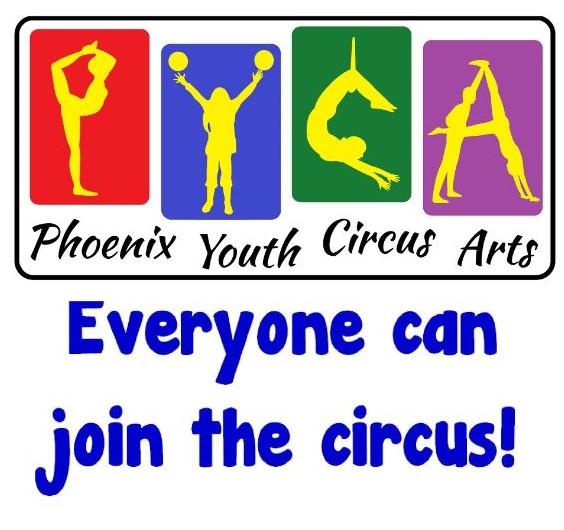Phoenix Youth Circus Arts, summer camp, performing arts, summer camp, Arizona