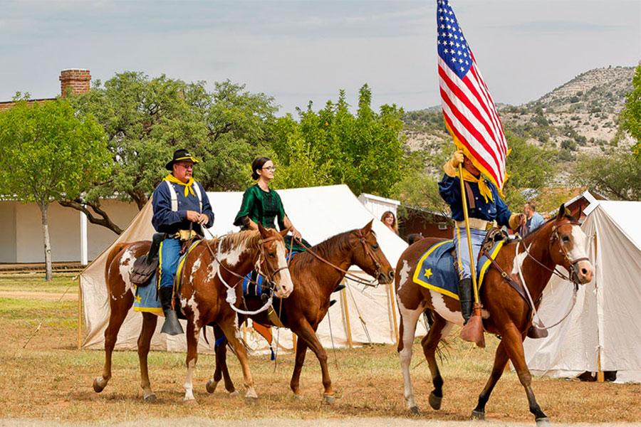 History of the Soldier at Fort Verde