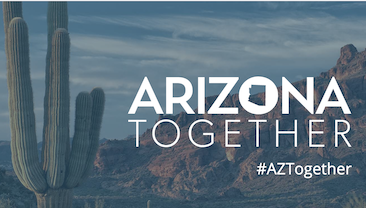 Arizona Together, #AZTogether, coronavirus Arizona, COVID-19, volunteer opportunities