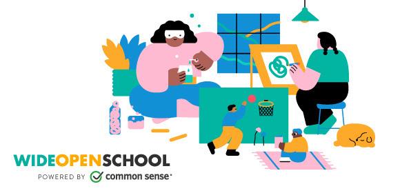 Common Sense Media, Wide Open School