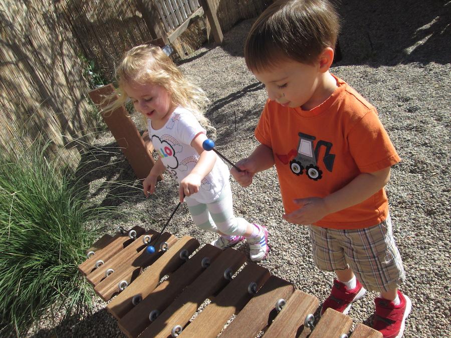 music, young child, preschool