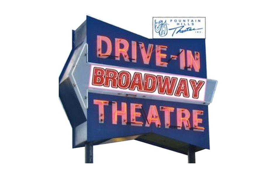 Drive-in Broadway Theatre