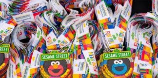 Sesame Street Fun Run