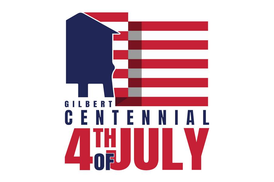 Gilbert Centennial 4th of July