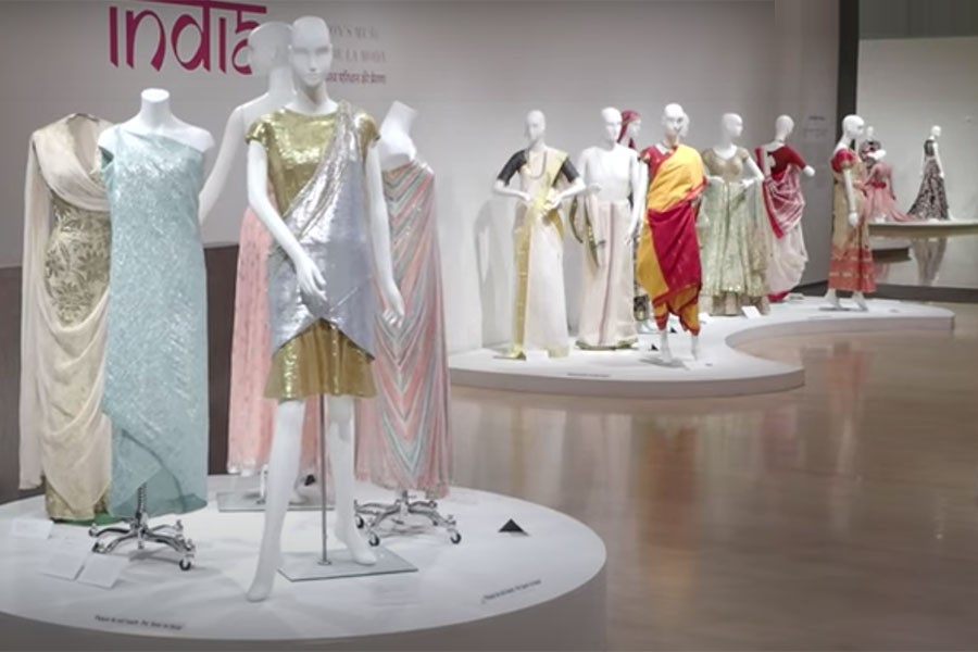 India: Fashion's Muse
