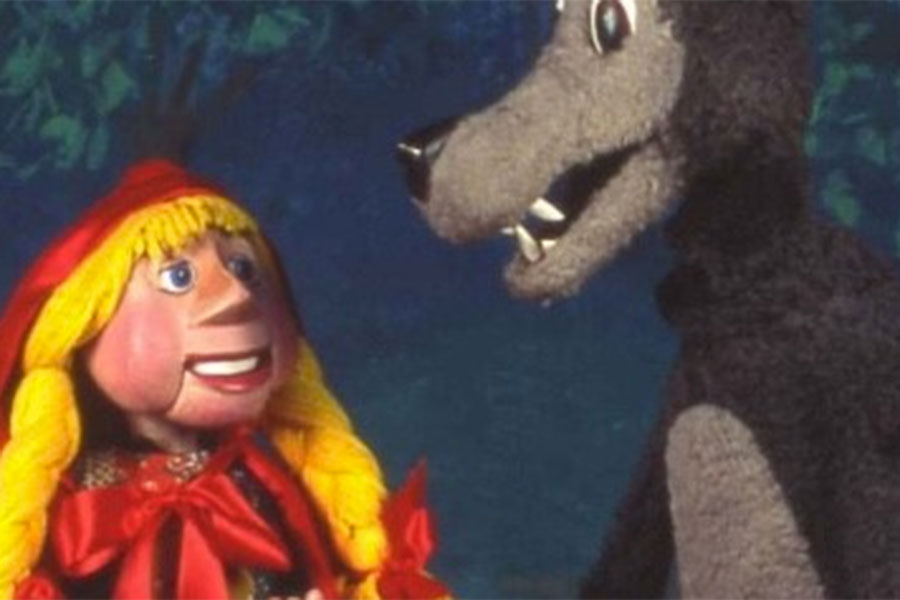 """Drive-In Puppet Show: """"Little Red Riding Hood"""""""