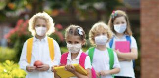 return to school, masks at school