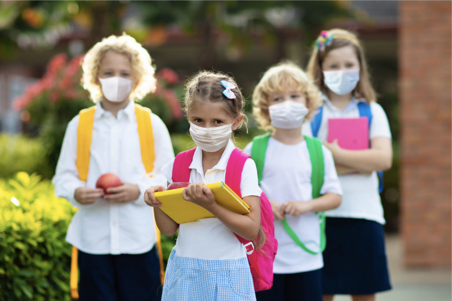 Pandemic Parenting Poll: Anxiety tops confidence about return to ...