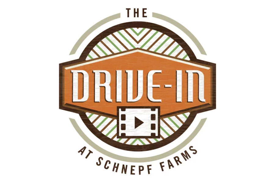 Drive-in at Schnepf Farms