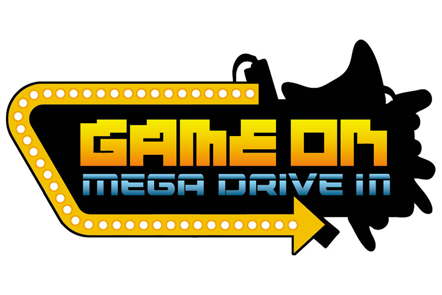 Game On Mega Drive-in