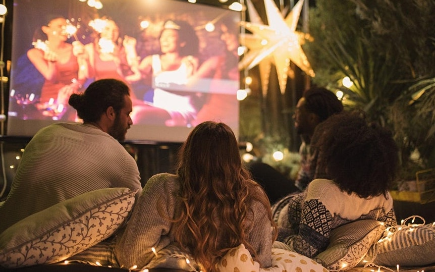 Biltmore Fashion Park, outdoor movies