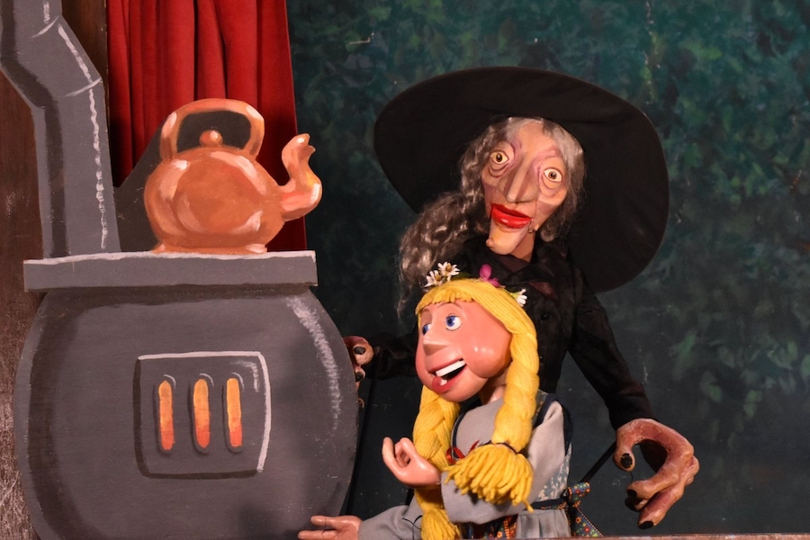 Great Arizona Puppet Theater, Hansel and Gretel