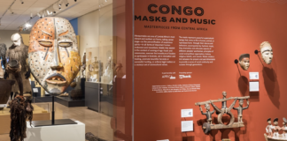 Musical Instrument Museum, Congo Masks and Music