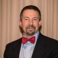 Dr Sean Elliott, infectious disease specialist, pediatrics