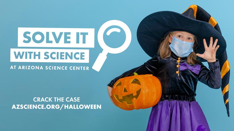 Arizona Science Center, Halloween