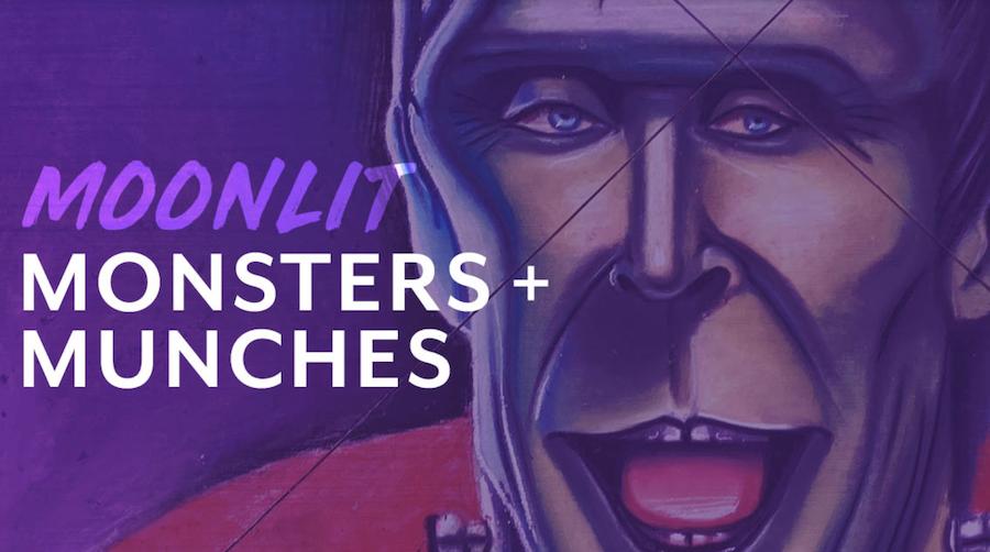 Moonlit Monsters + Munchies, Desert Ridge Marketplace, Halloween 2020