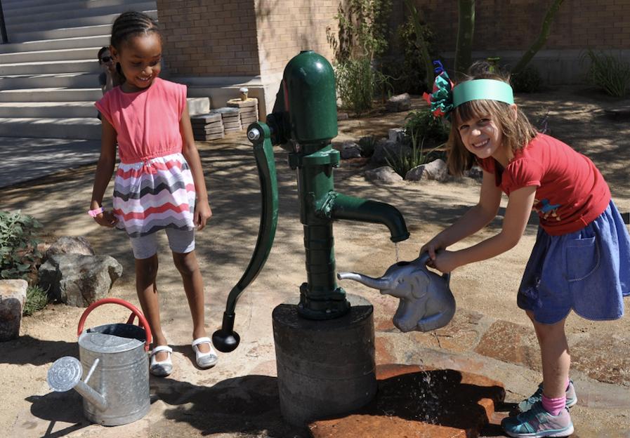 Children's Museum of Phoenix, Adventure Play, reopening, outdoor play