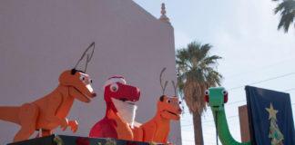 Dinosaur Christmas Revue, Great Arizona Puppet Theater