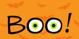Halloween, boo