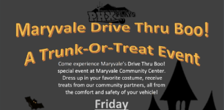 Maryvale Halloween, Maryvale Drive-Thru Boo
