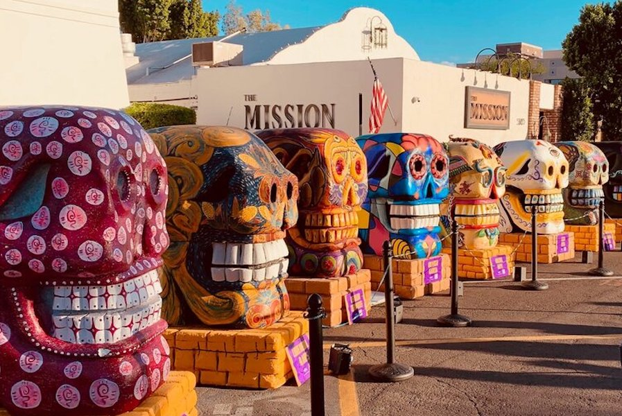 Scottsdale Dia de los Muertos, Dia de los Muertos Arizona